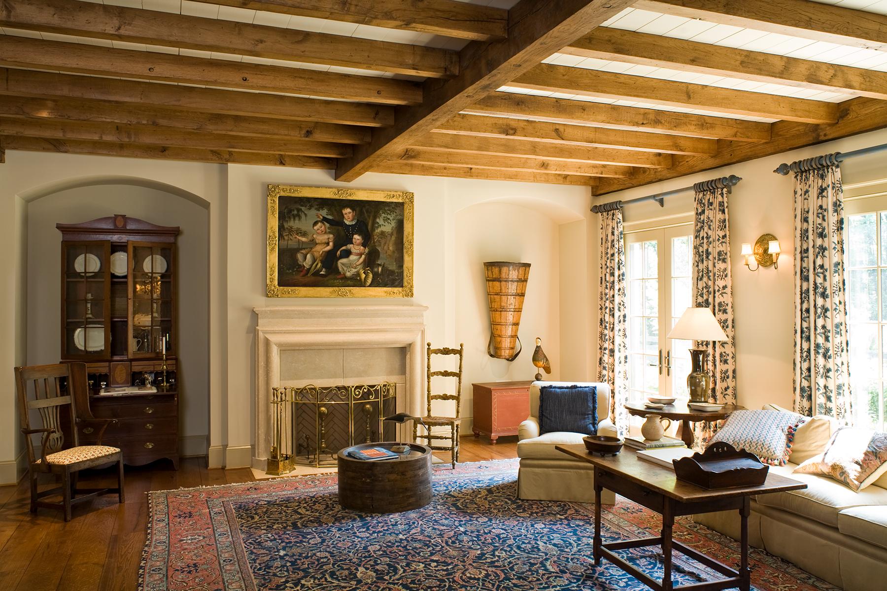 Gray Gables Living Room