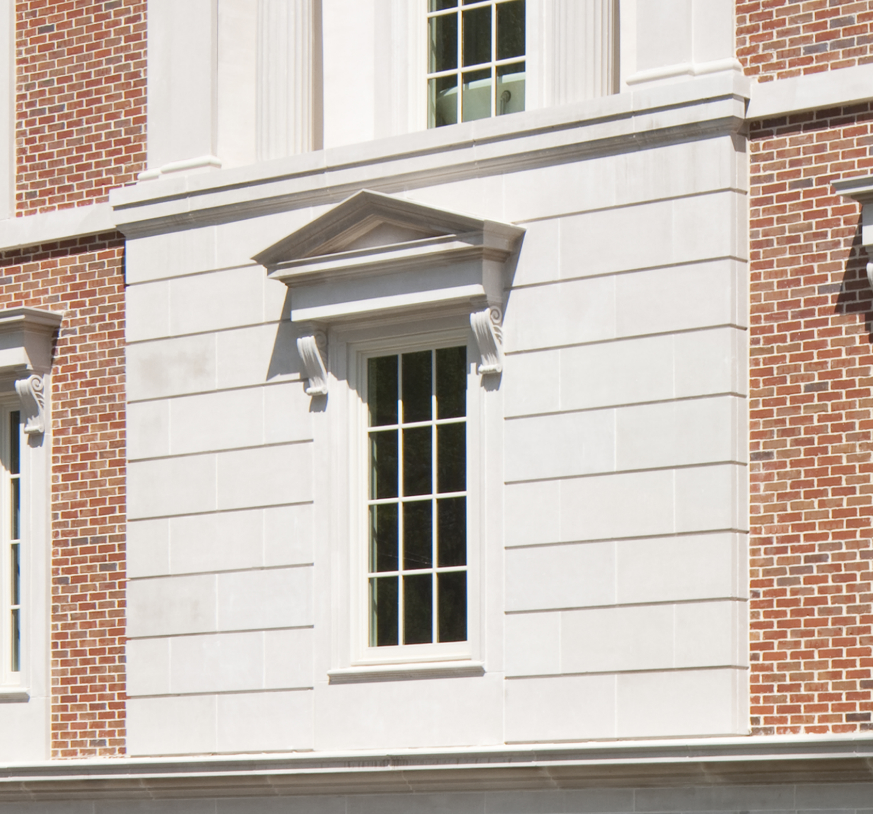 Accent Window Detail, The Crescent at Post Riverside | William T. Baker