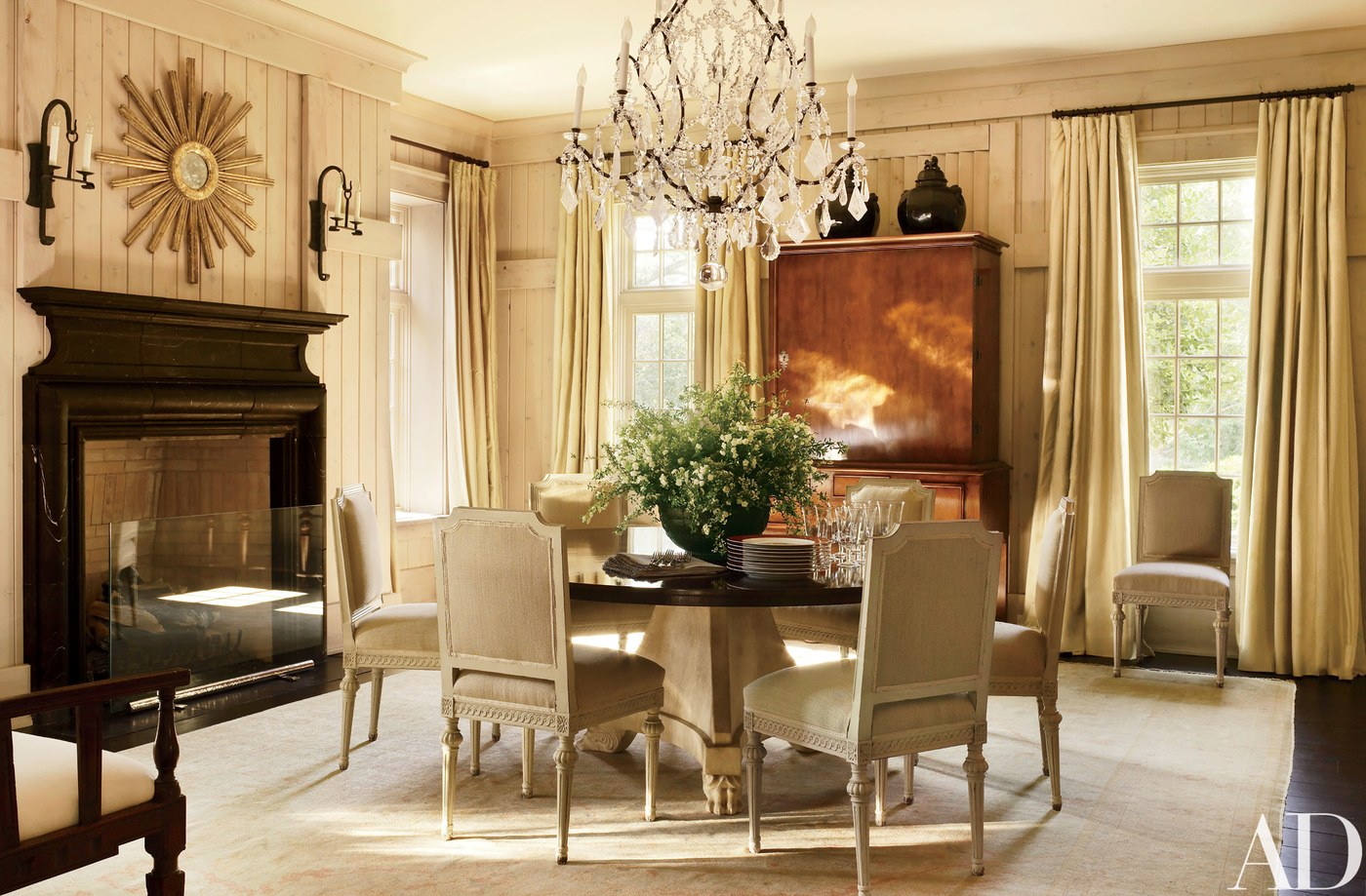 Featured in Architectural Digest | William T. Baker