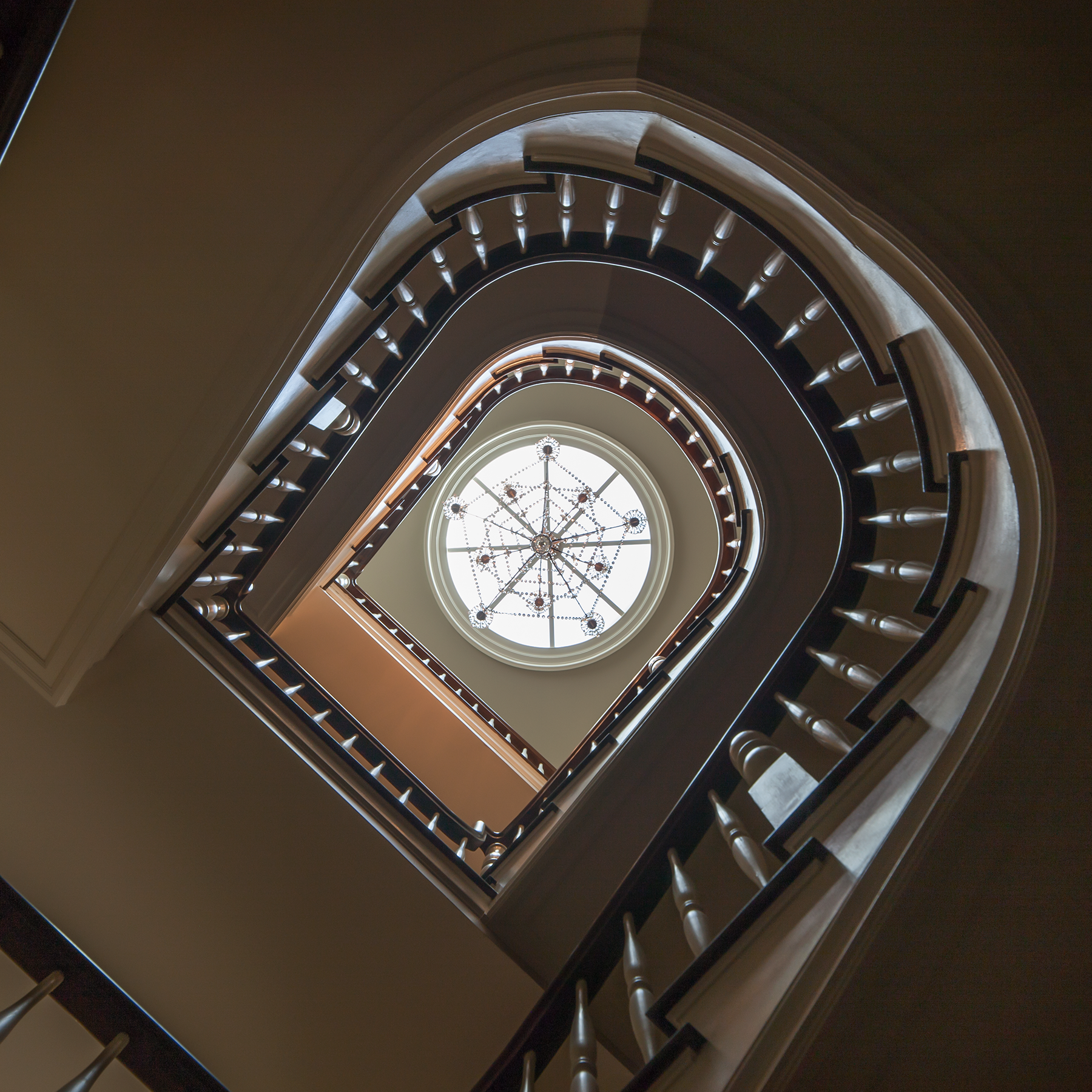 Cupola, Francis Palmer Smith House | William T. Baker