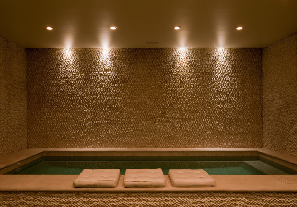 Lower-Level Spa