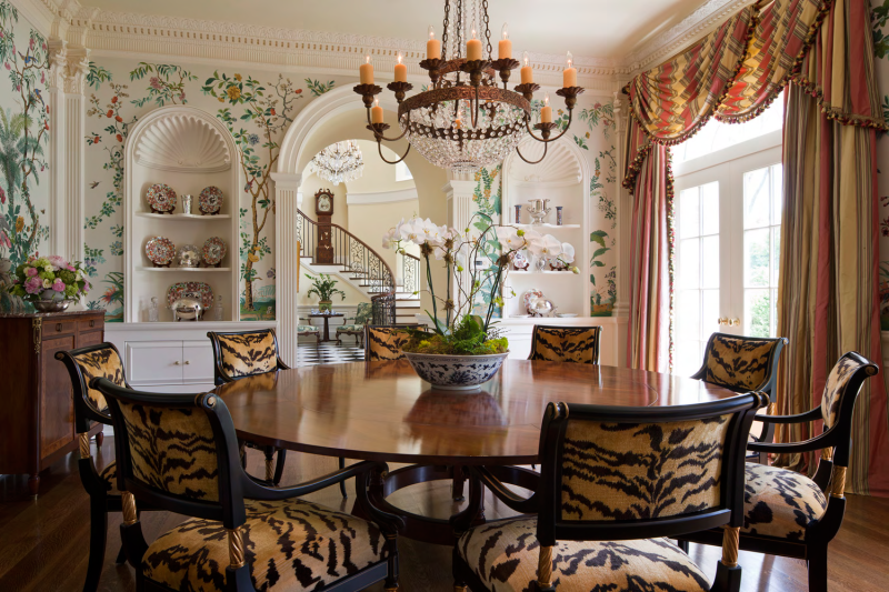 Dining Room, Louisville Estate | William T. Baker