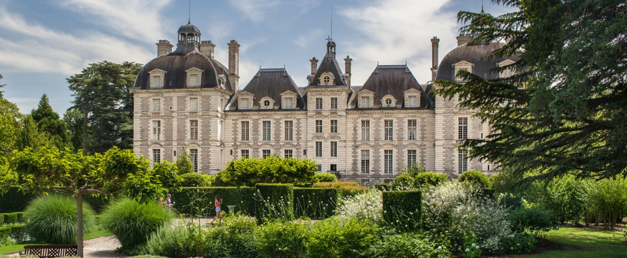 Château de Cheverny in the Loire Valley
