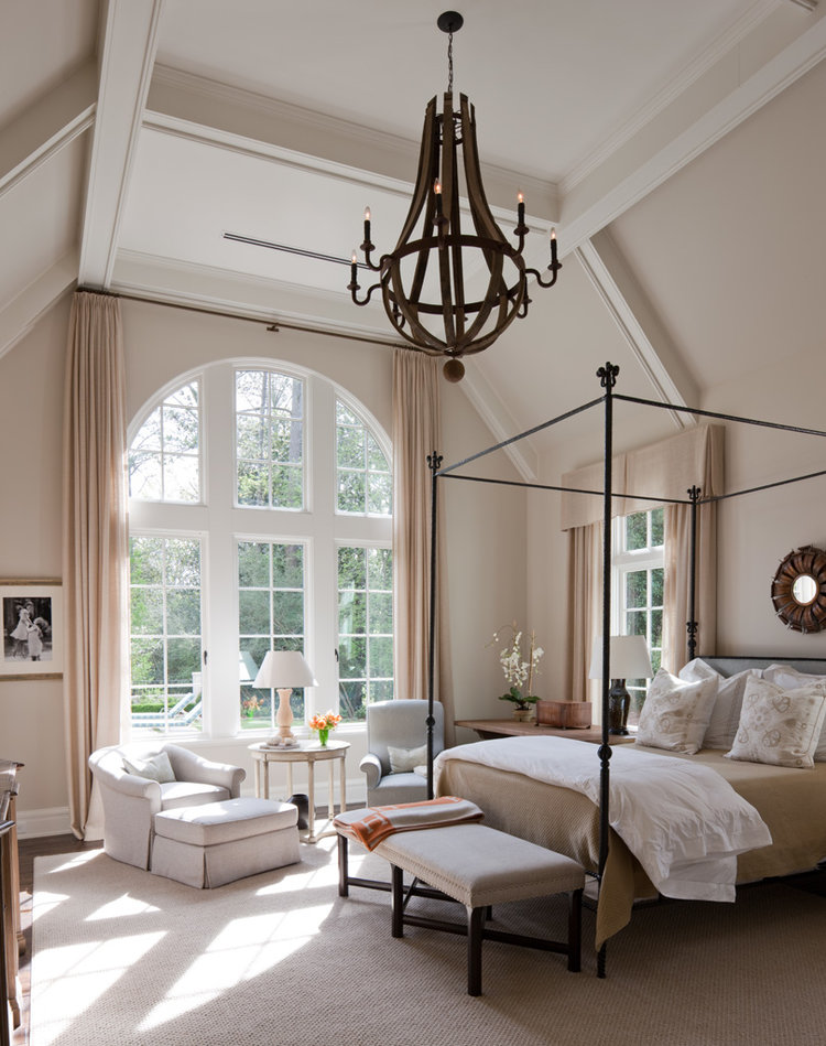William T. Baker Luxury Bedroom