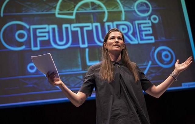 Speaking at IAB Mobile Engage, 2015