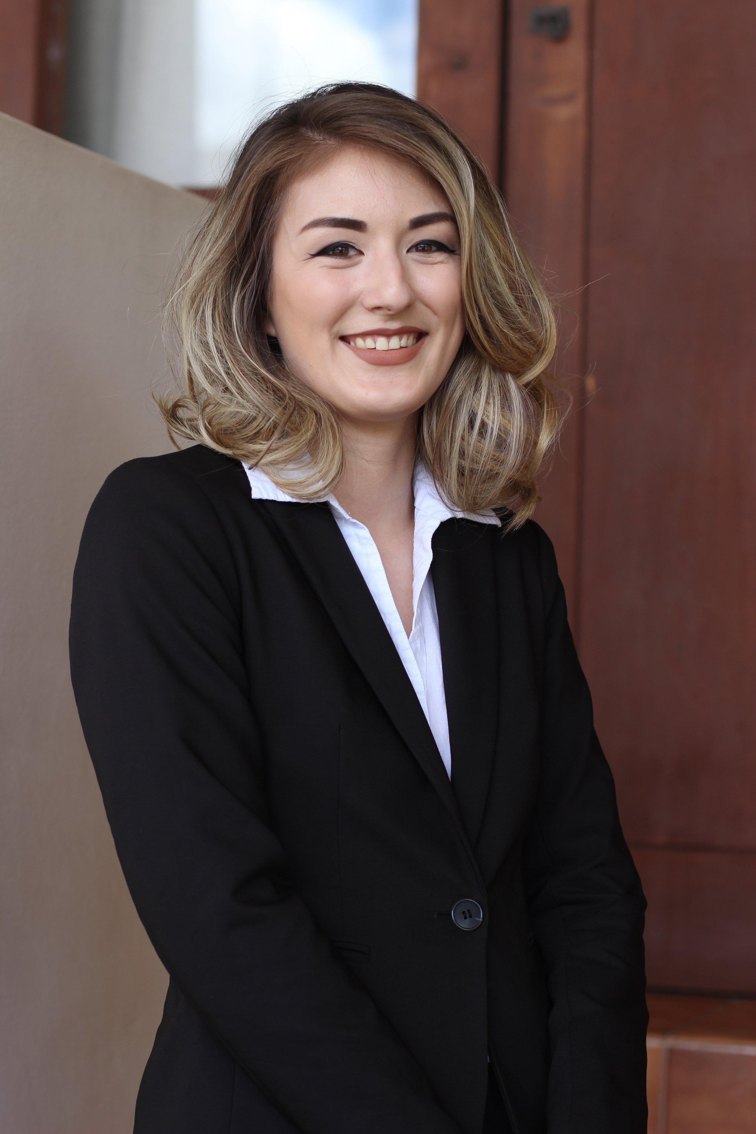 SECRETARY & IBC SENATOR: ALISSA KELLY -