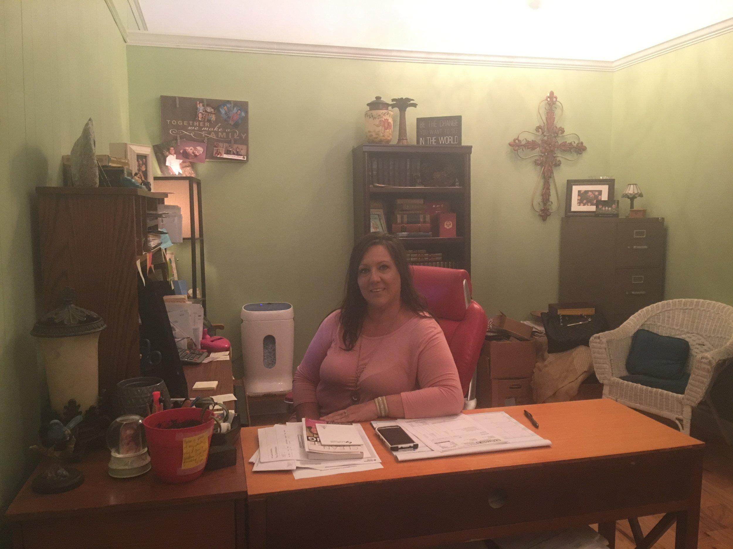 Sativa Carpenter Executive Director of Options, Inc.