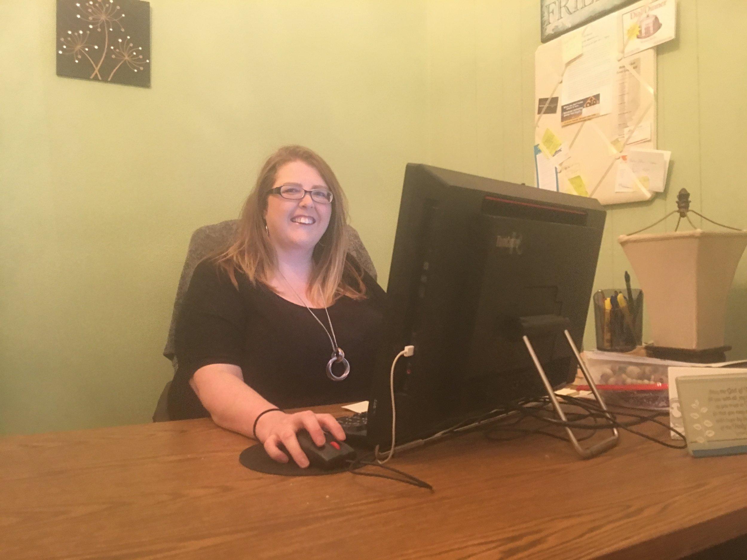 Rhonda Minga Crisis Intervention Specialist:
