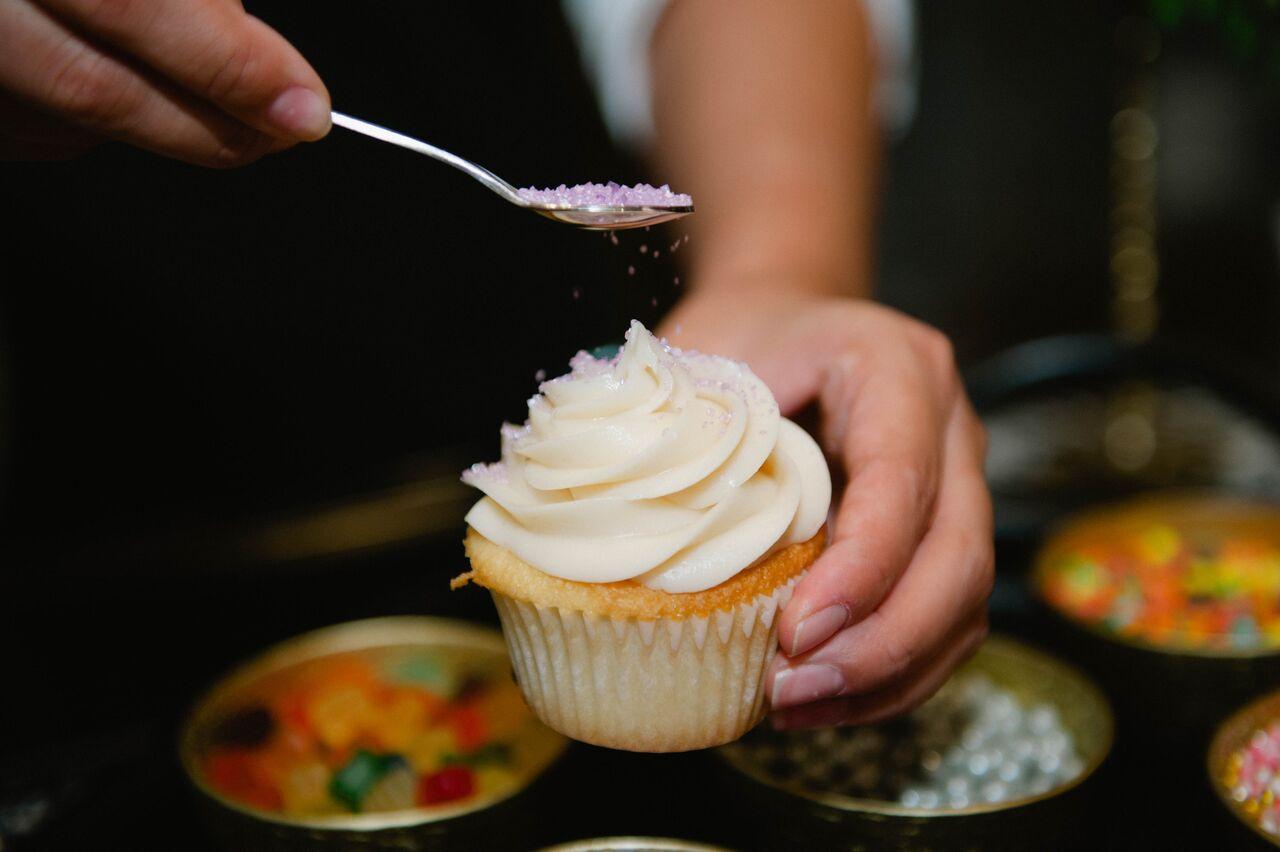 Austin Wedding Cupcakes