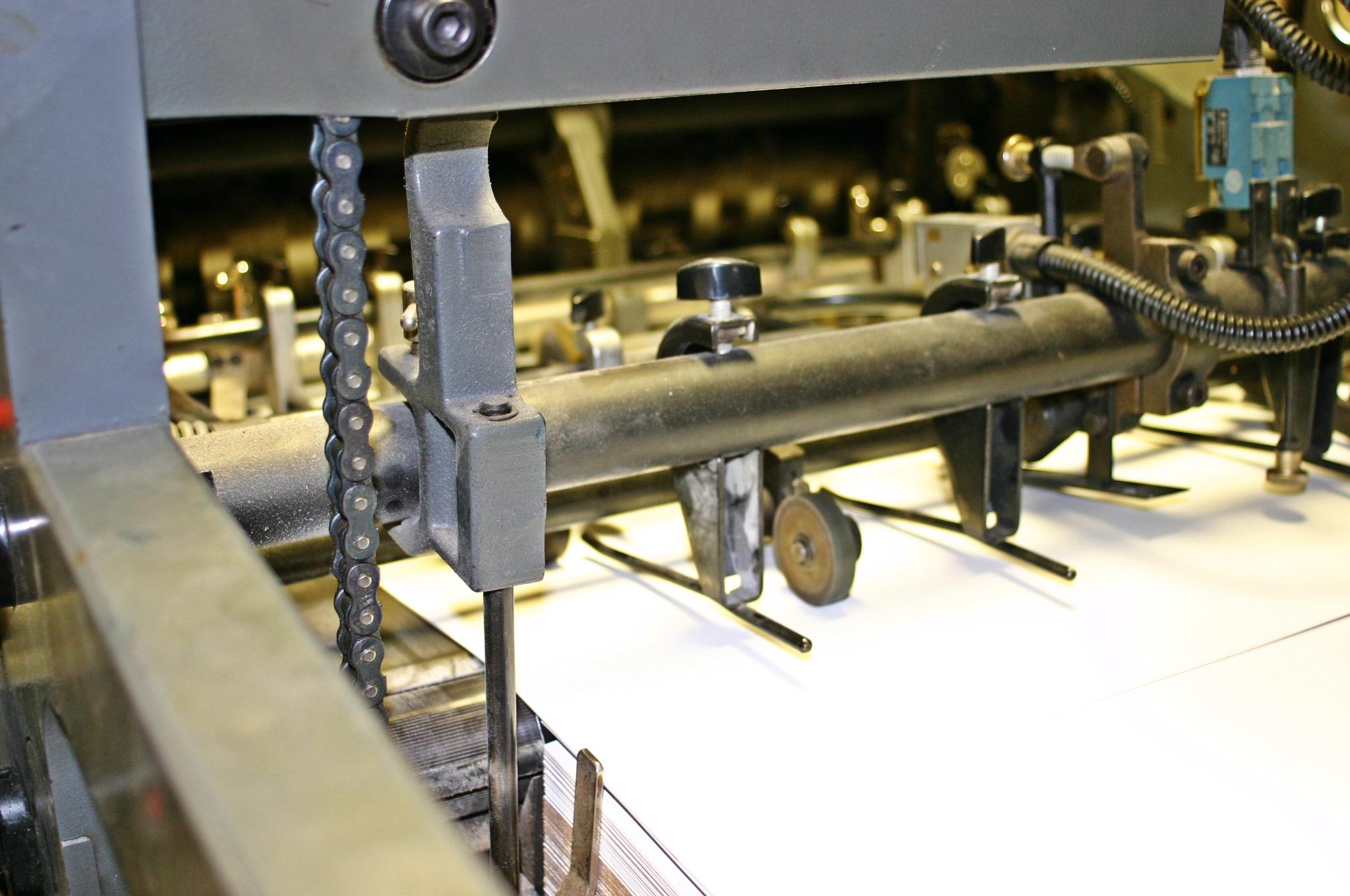 Pre-press print production