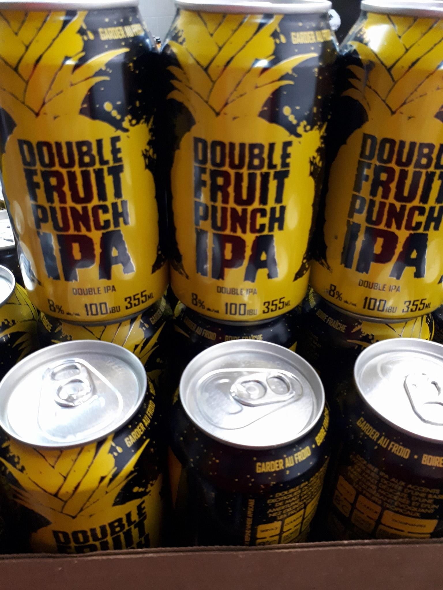 DOUBLE FRUIT PUNCH -