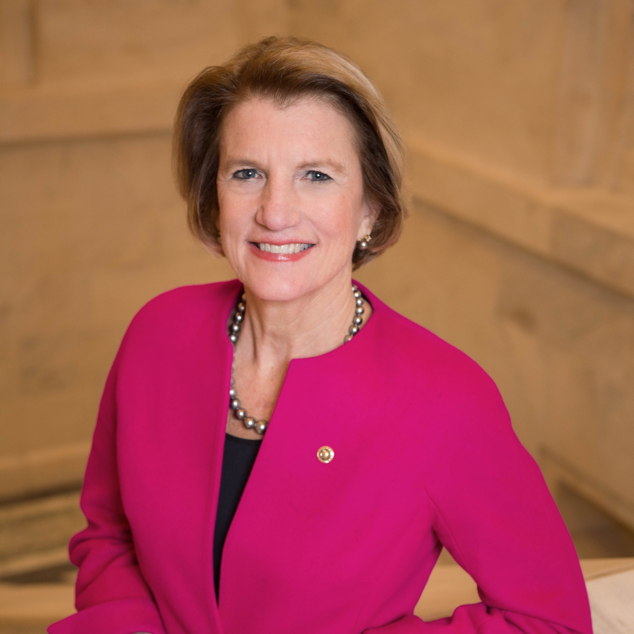 The Honorable Shelley Moore Capito - U.S. Senator, West virginia (UVA Curry '76)