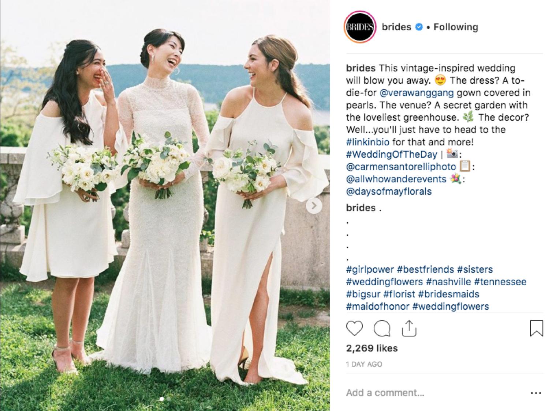 Brides Feature: A Vintage-Inspired Garden Wedding in the Bronx