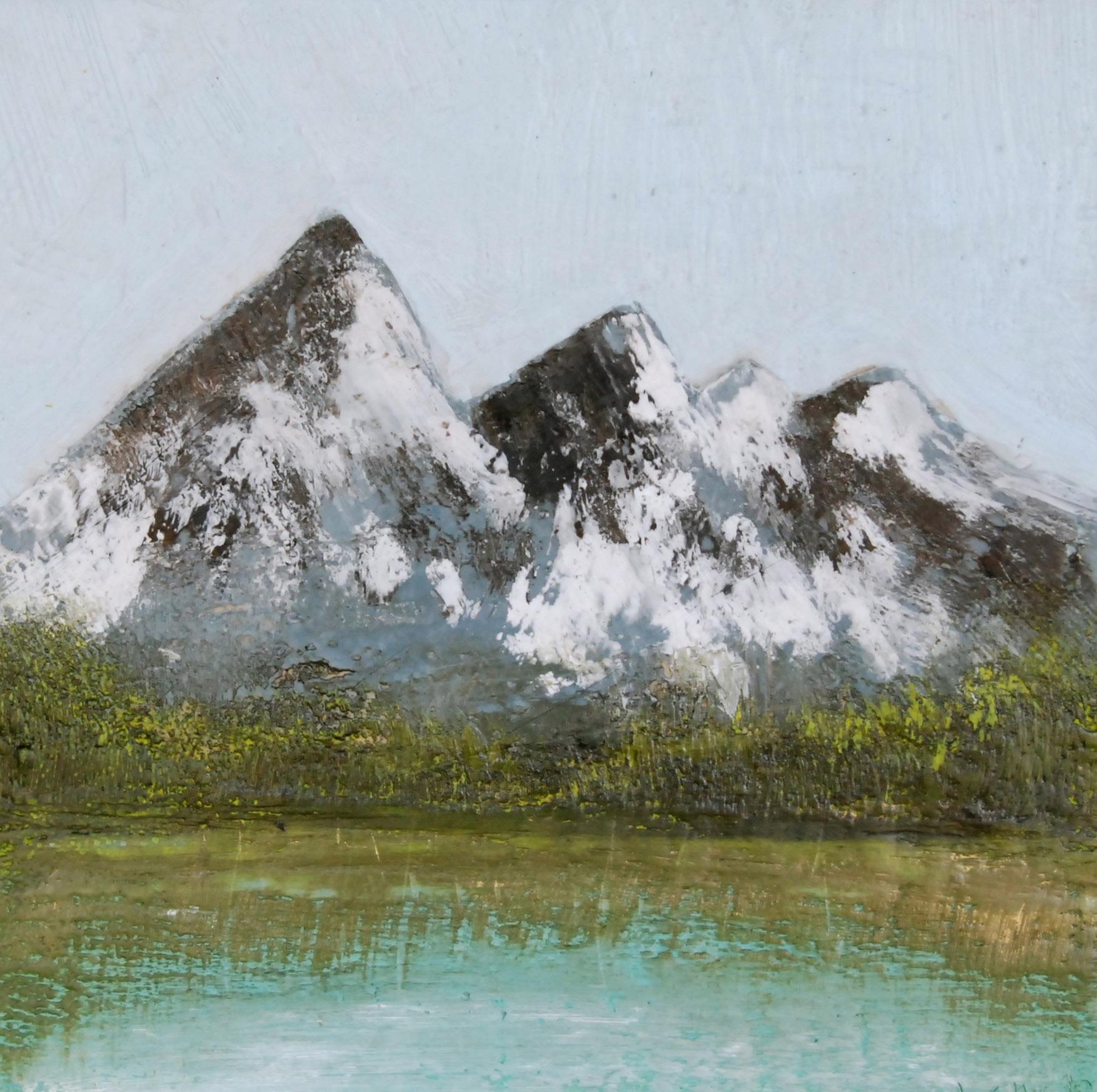 Mountain View I 12x12.