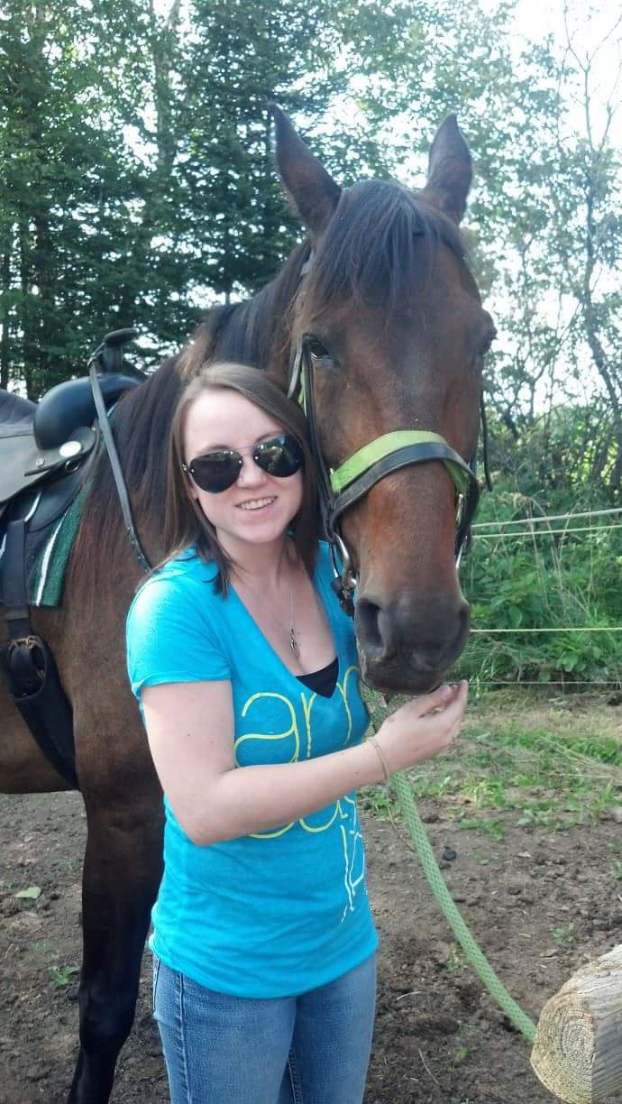Kilynne - Kilynne has been with us since October 2017. She has a bachelors degree in animal science from The University of Maine at Orono. She enjoys spending her time off with her kids and family, horses, and her cat. Outdoor bbqs and side by siding are a few of her favorite things to do.