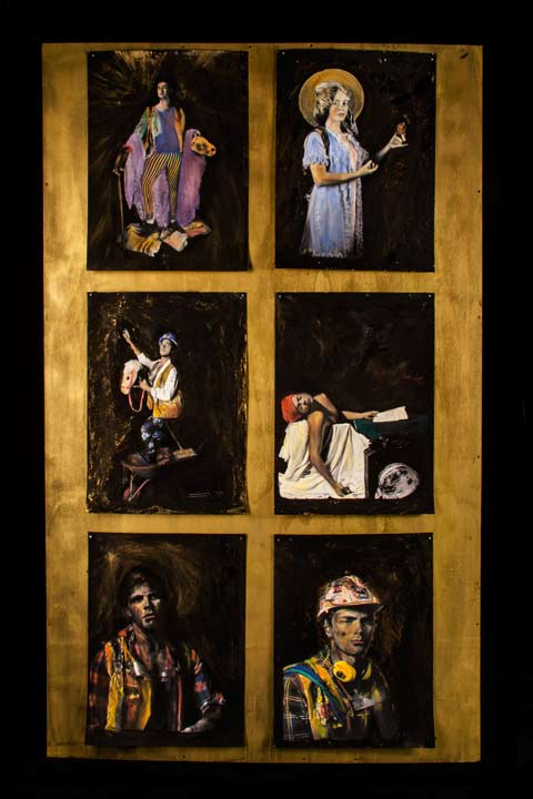 Icons of Industry – An Iconostasis from the Temple of Hope