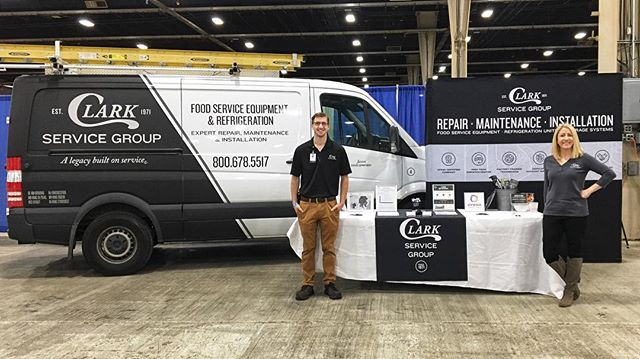 Headed to PA Flavor at the Harrisburg Farm Show Complex? Look out for our van on the show floor!  You can meet our team and enter for a chance to win an amazing gift basket. #Cheers #GetClarkd #PAFlavor
