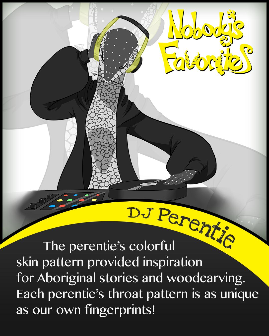 Perentie - Fact 2
