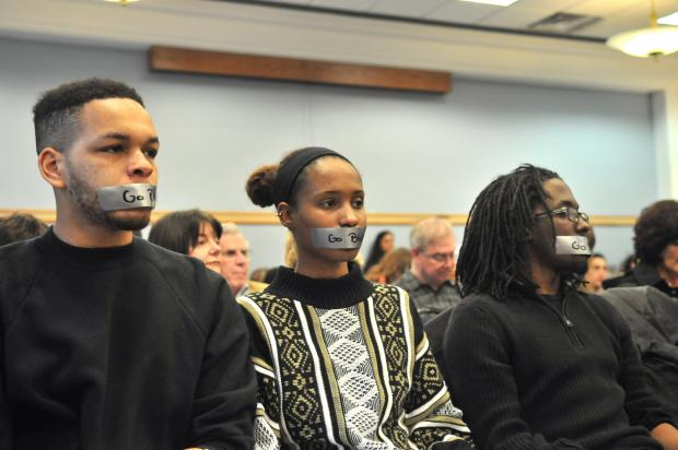 Coleman addresses campus inclusion at regents meeting - The Michigan Daily -February 20, 2014