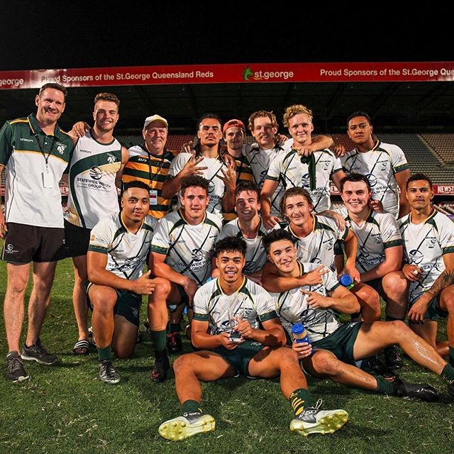 A big effort from @westsbulldogstoowong, taking out the Colts division at the Brisbane 7s Well done lads! #unleashyourinspiration