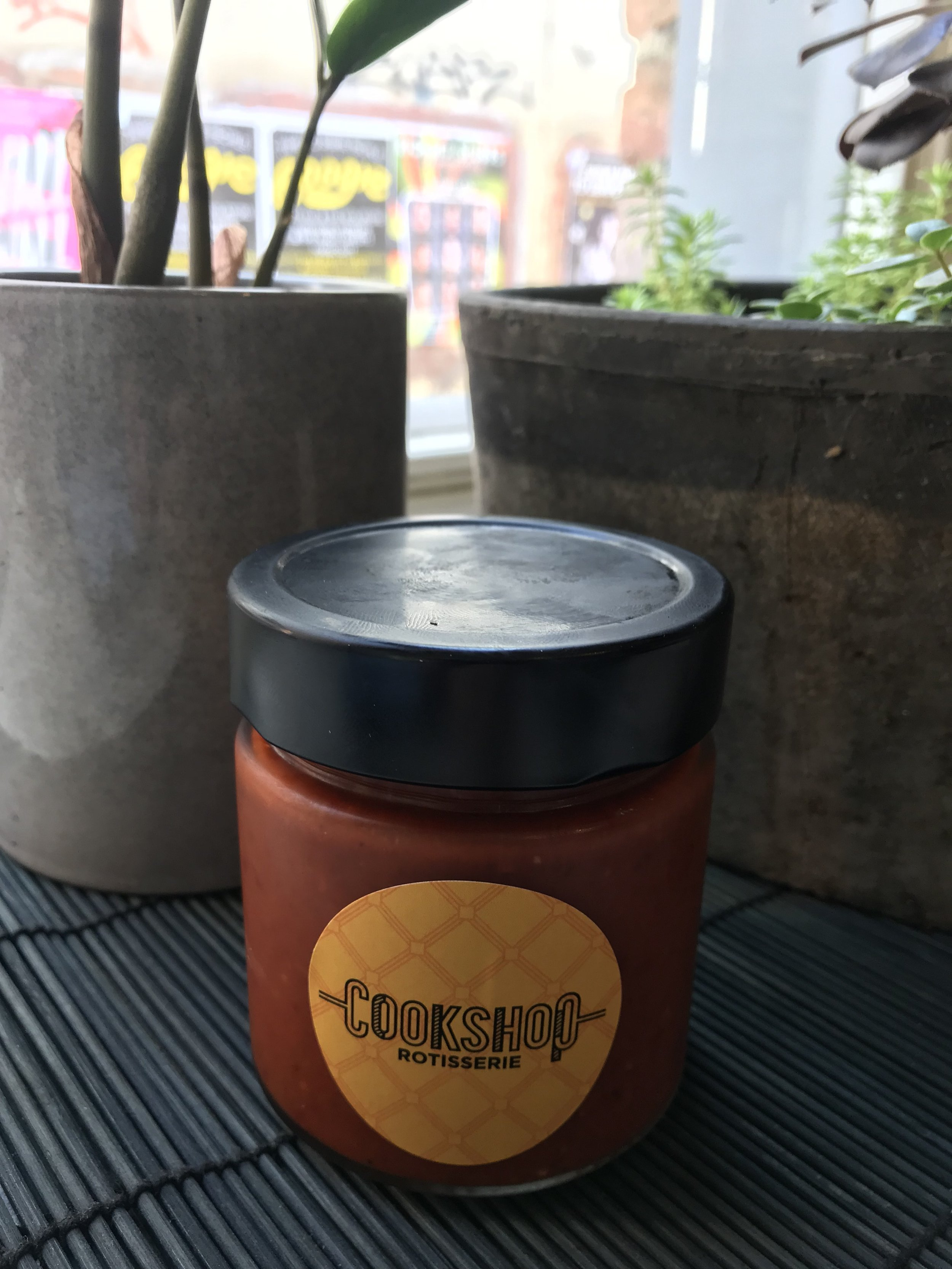 Kimchi Paste - Available in store