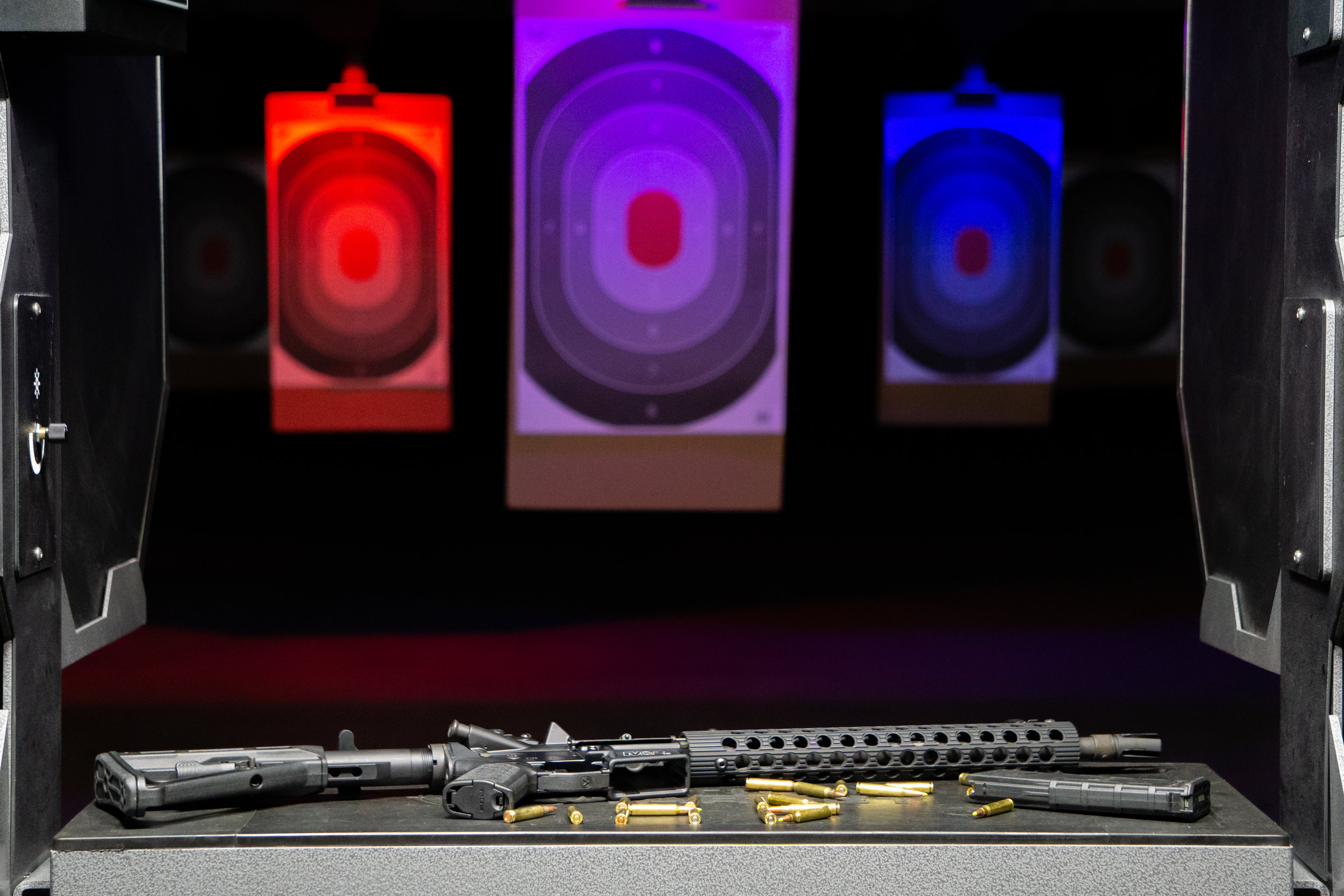 shooting range gun rental | hot brass west springfield ma