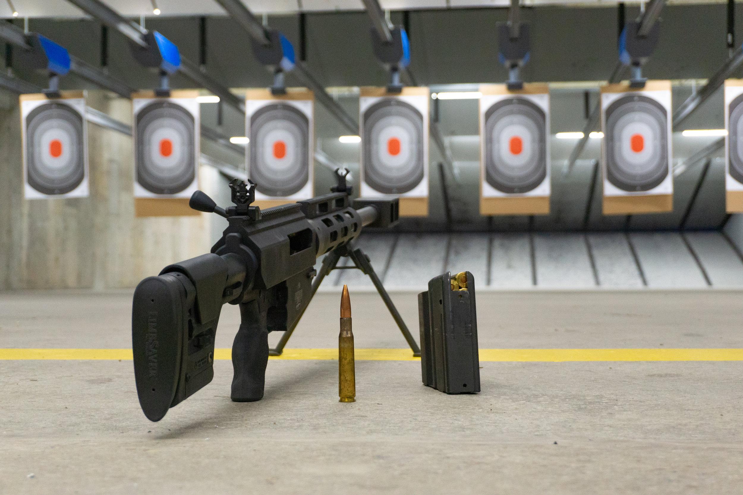 Rent Gun Shooting Range | Hot Brass West Springfield MA