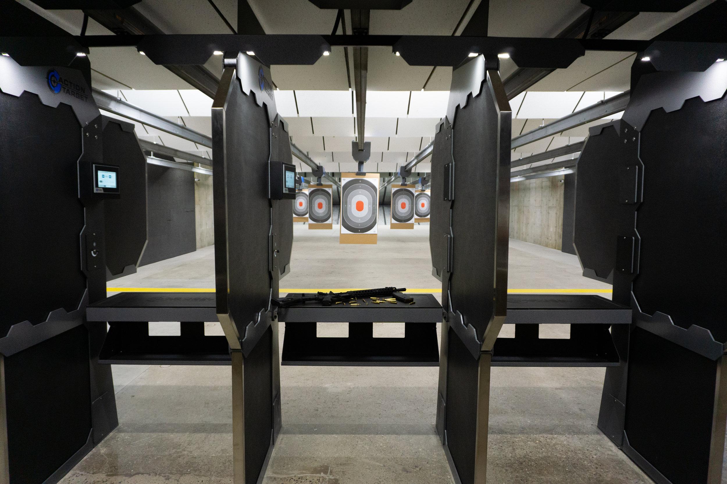 Springfield Gun Range | Hot Brass Range