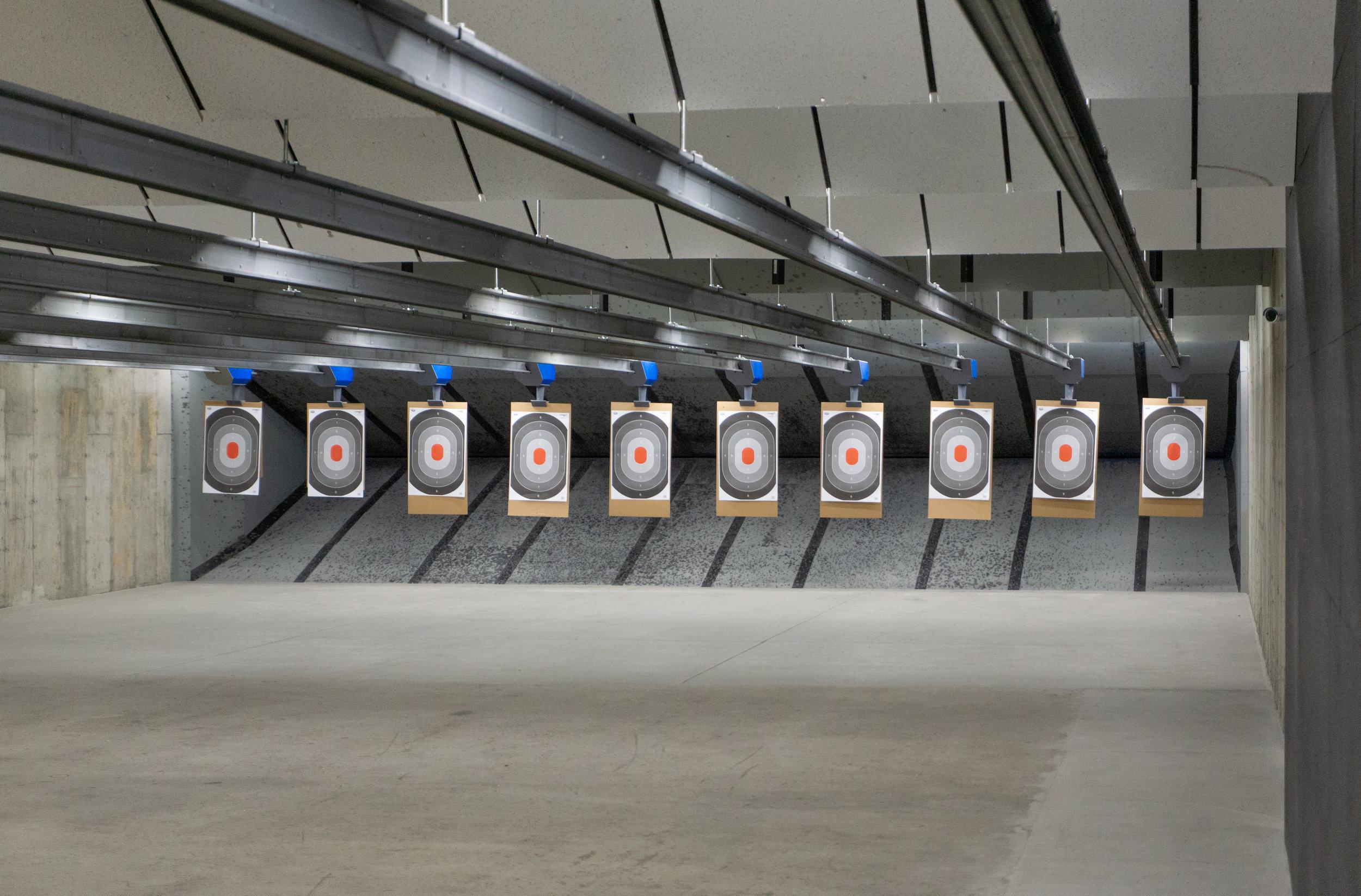 Hot Brass Firearm and Bow Range