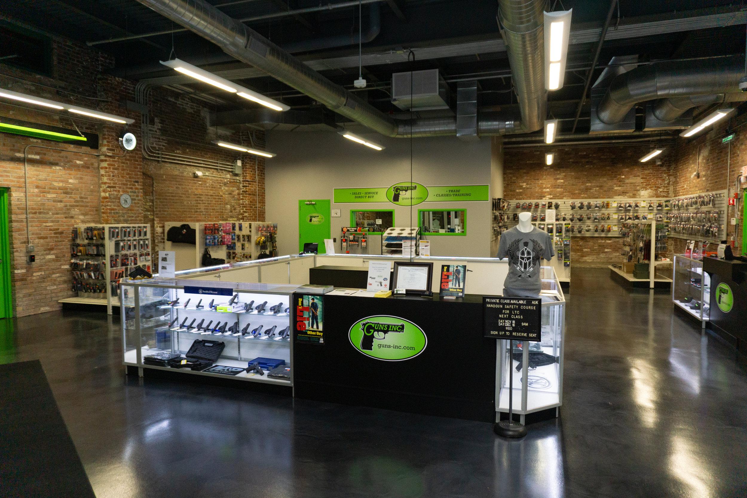 Gun Store West Springfield, MA | Hot Brass (Guns Inc.)