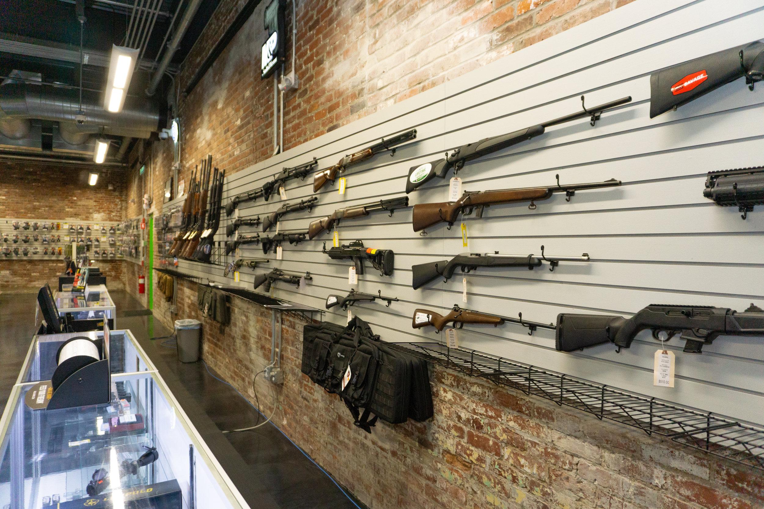 Massachusetts Gun Stores | Hot Brass (Guns Inc.)