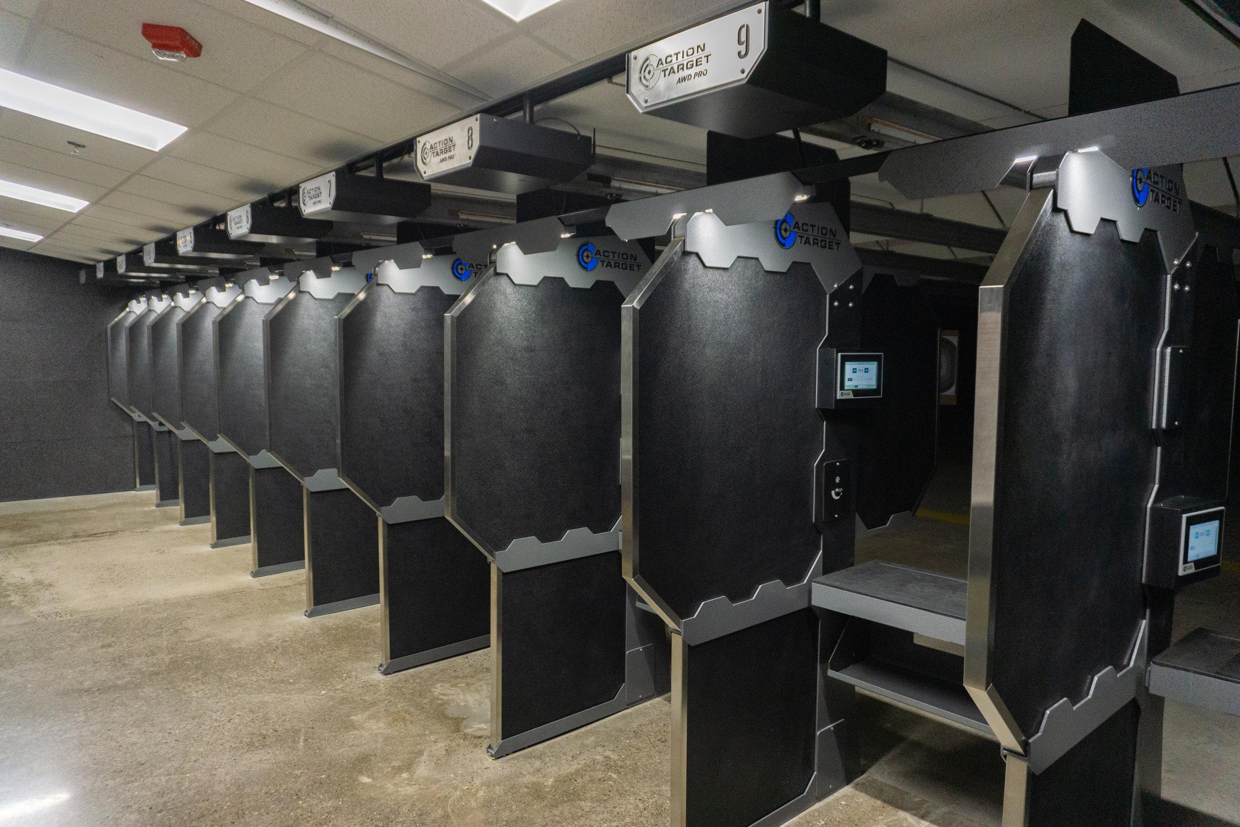 Shooting Range in West Springfield, MA