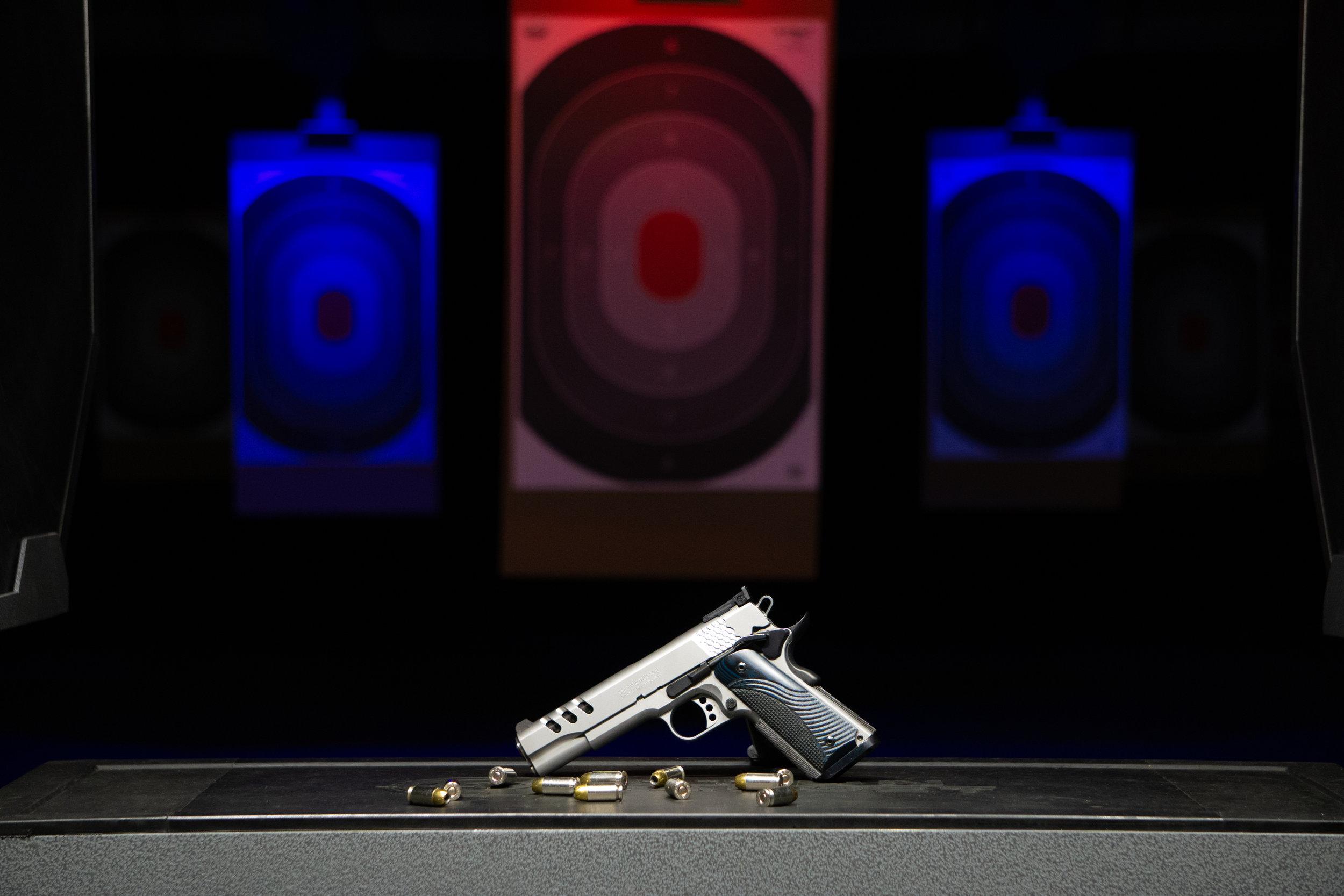 Shooting Range Gun Rental West Springfield, MA