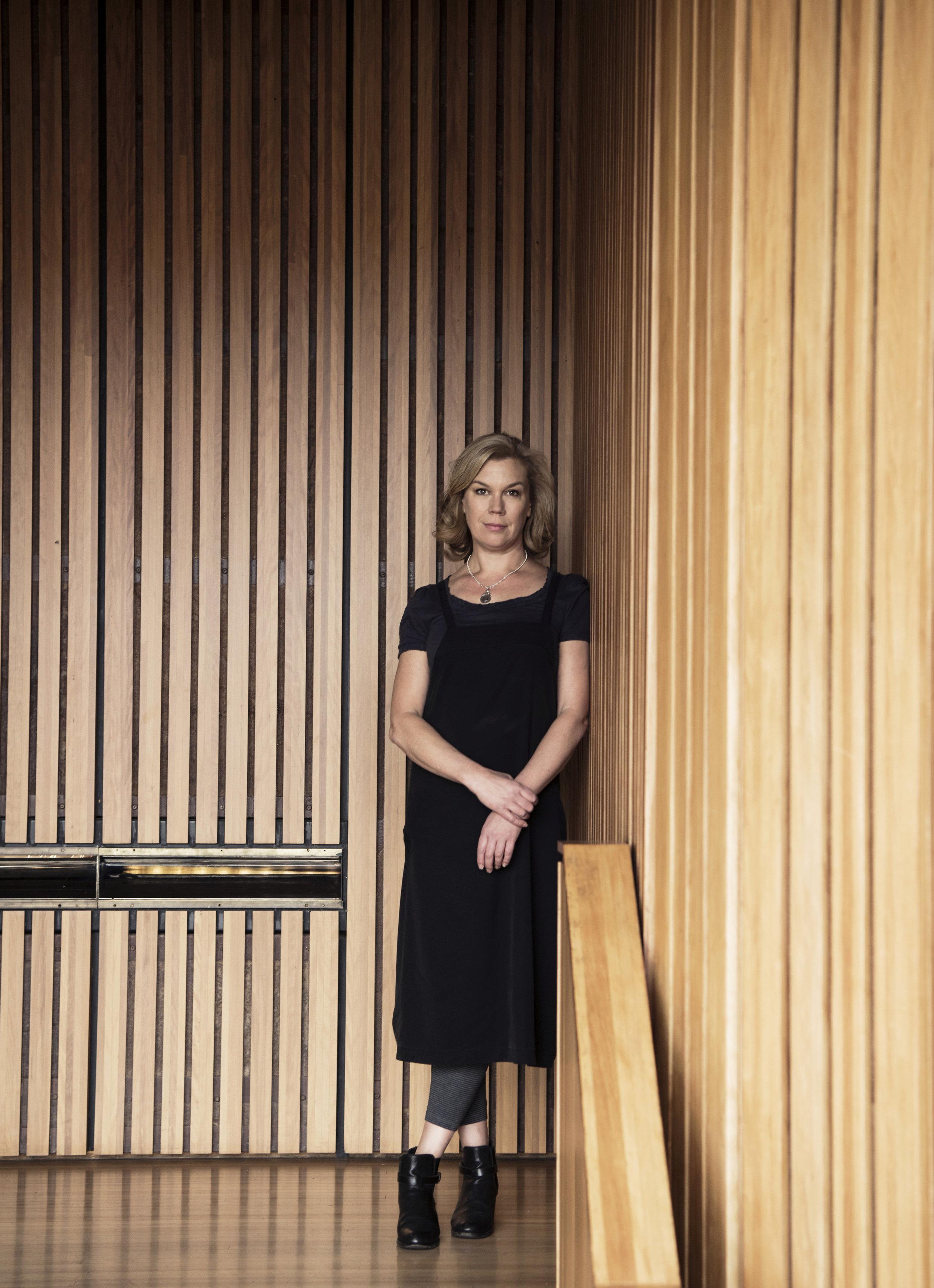 Dr Edwina Throsby. Photo; Broadsheet Melbourne