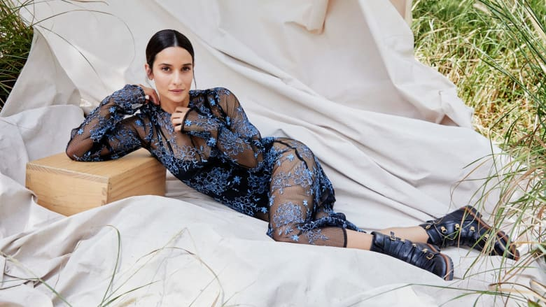 Photography: Bec Parsons. Styling: Penny McCarthy. Hair: Michael Brennan. Make-up: Peter Beard using Charlotte Tilbury. The Sydney Morning Herald
