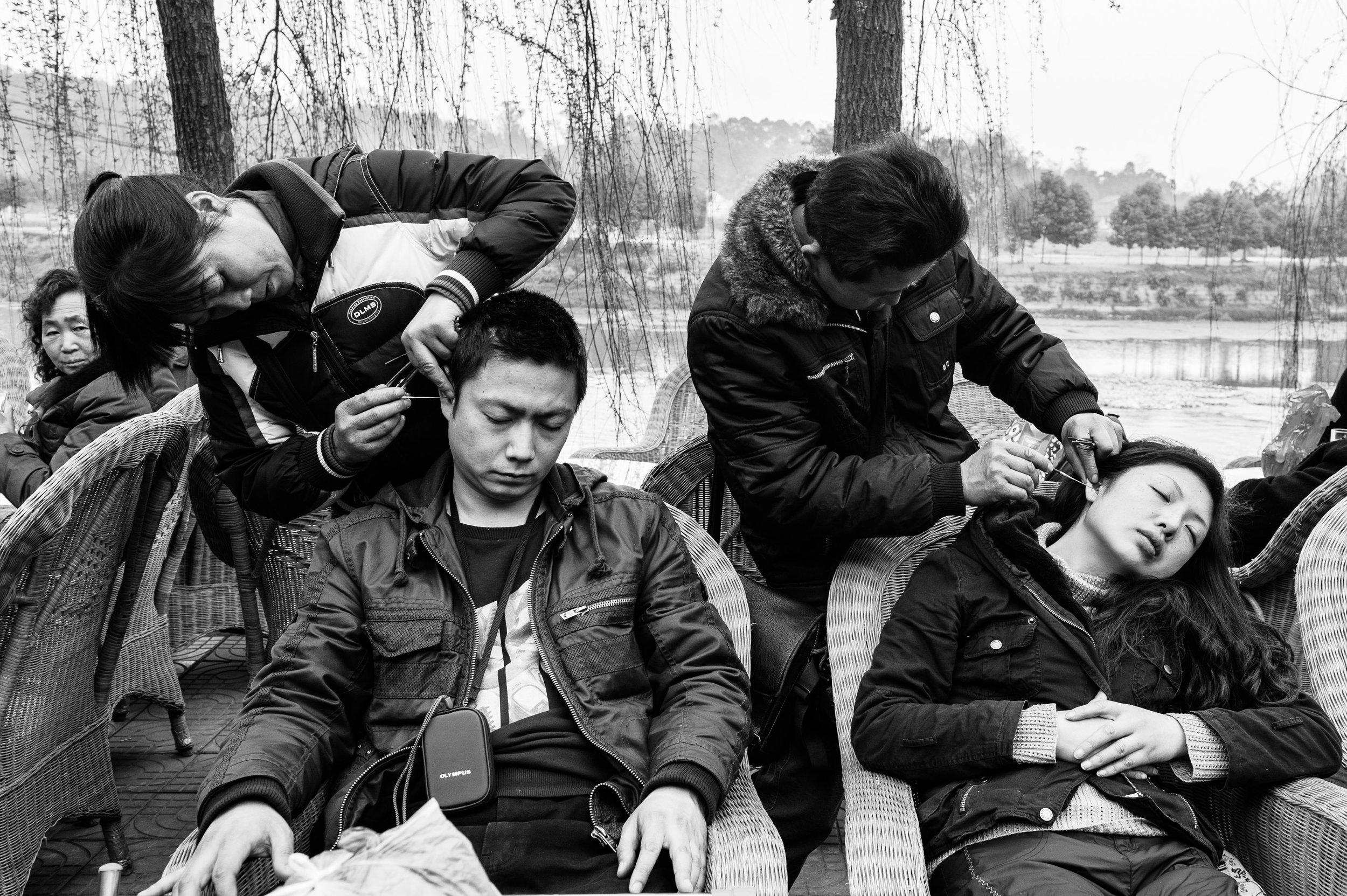 Wenjiang - China