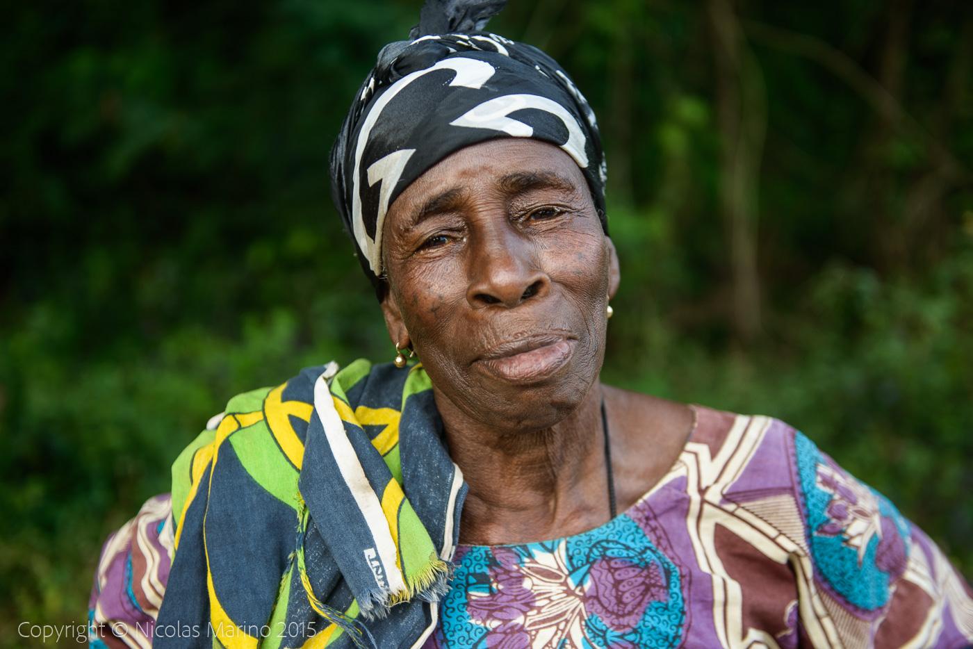 Portraits. Nigeria