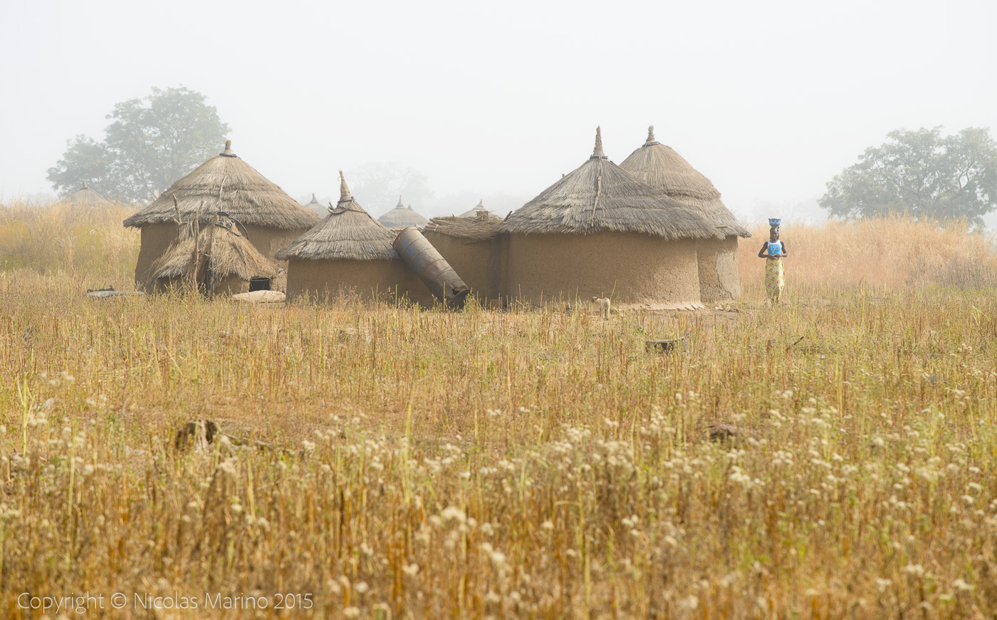 Villages of northern Togo