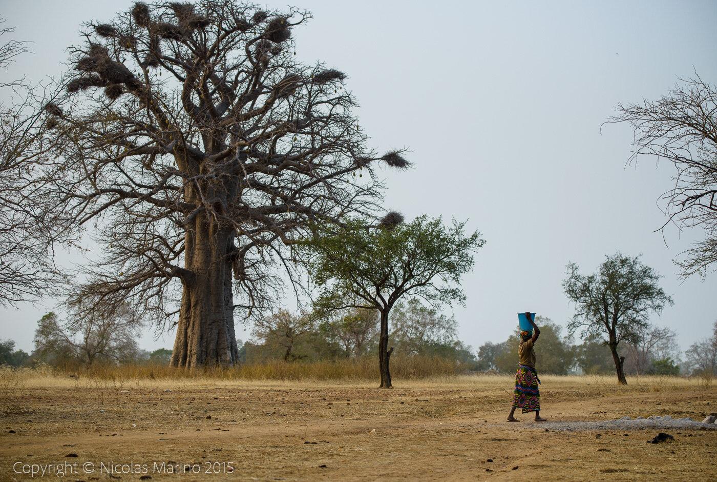 Rural life in Burkina Faso