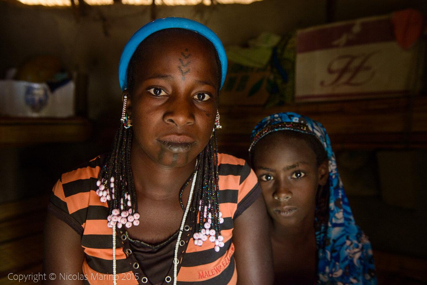 Rural life in a Fulani village of the Sahel in northeastern Burkina Faso