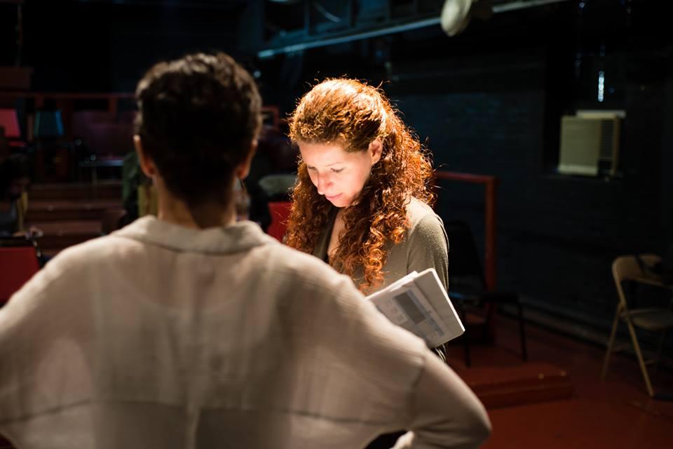 Jenn Haltman - Director. Casting Director. Producer. Redhead.