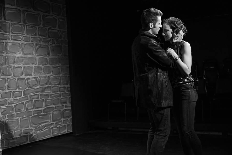 Craig Hanson and Becca Schneider Jeff Schneider Photography