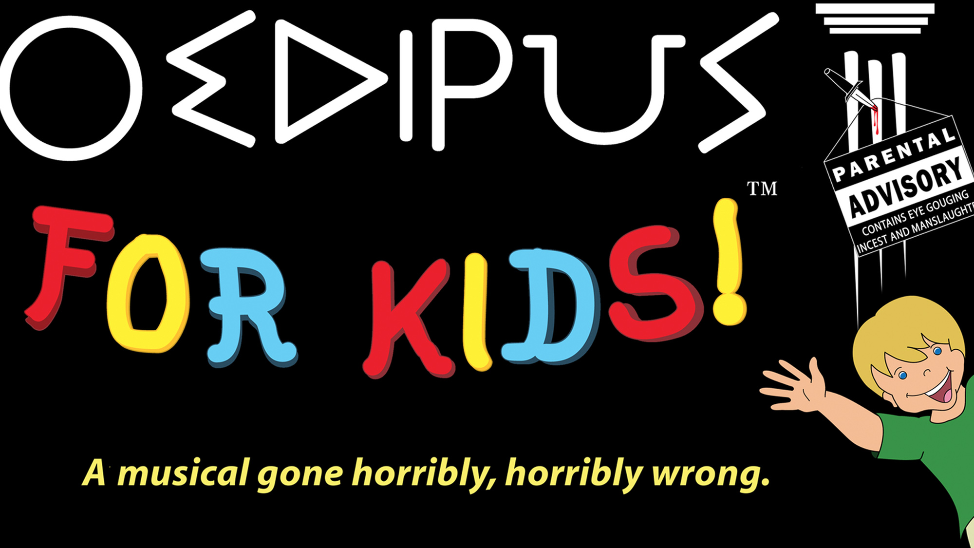Oedipus for kids! -