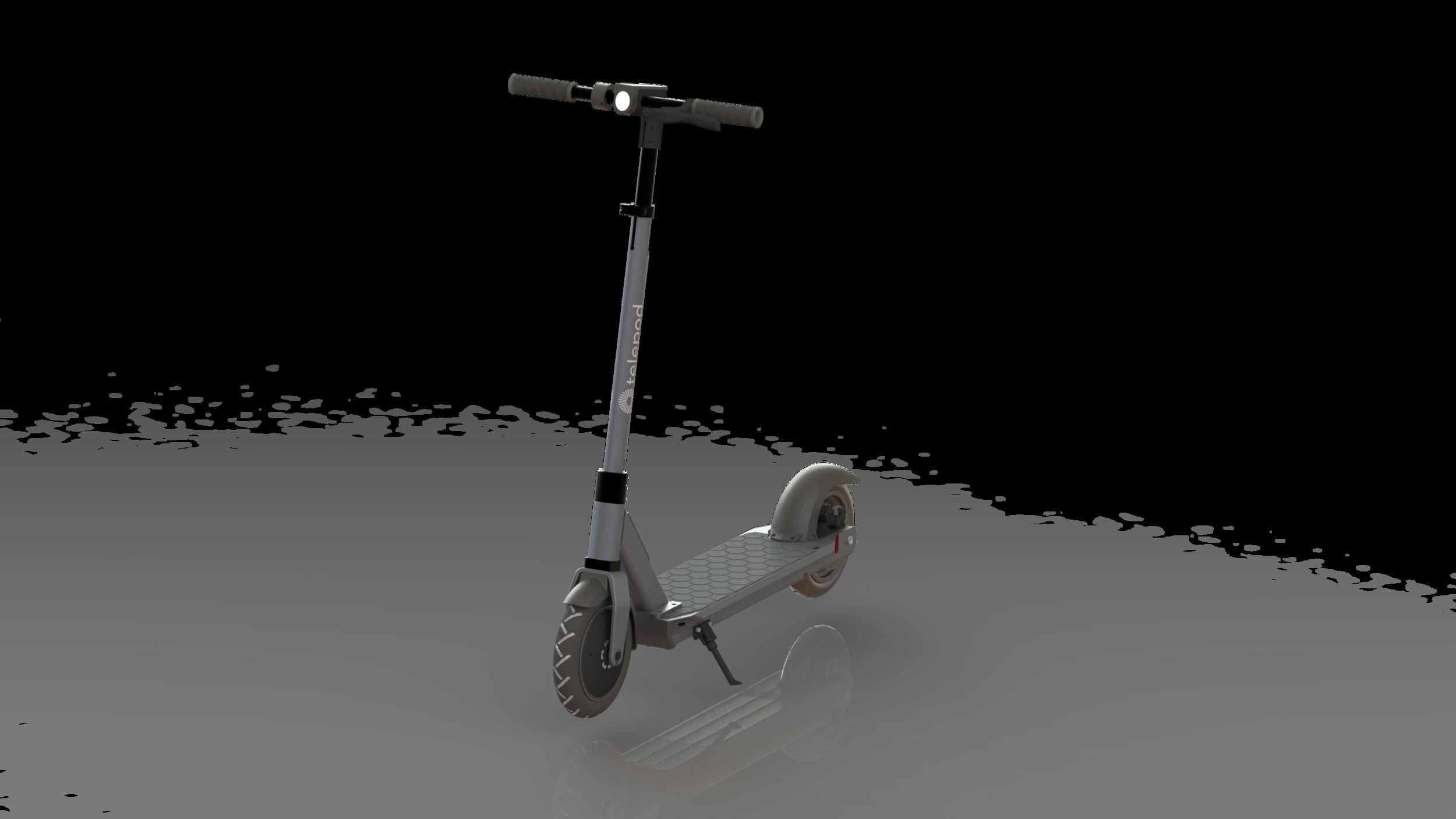 [asset] 3D Render - Telepod Gen 3 scooter.png