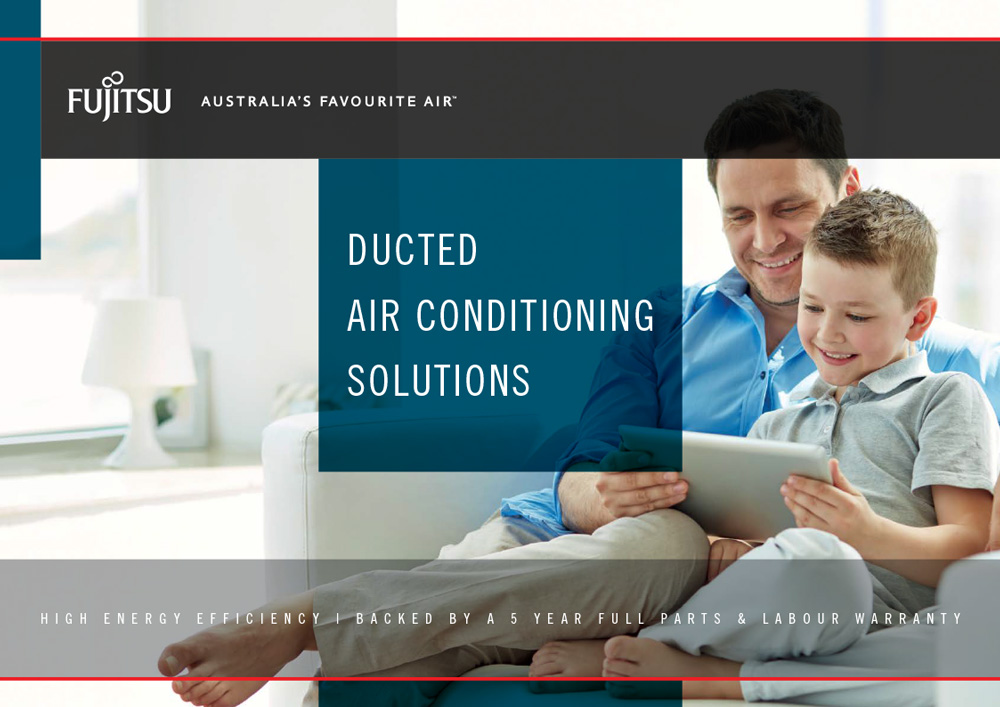 Fujitsu Ducted Systems Brochure