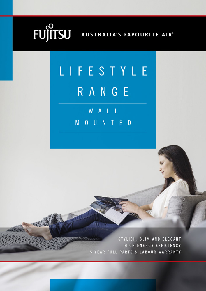 Fujitsu Lifestyle Range Brochure