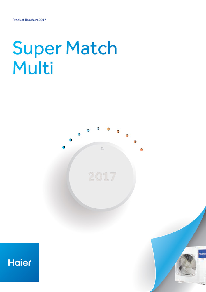 Haier AC Supermatch Multi Brochure