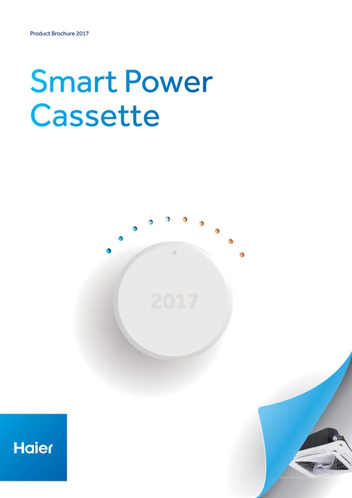 Haier AC Supermatch Smart Power Cassette Brochure