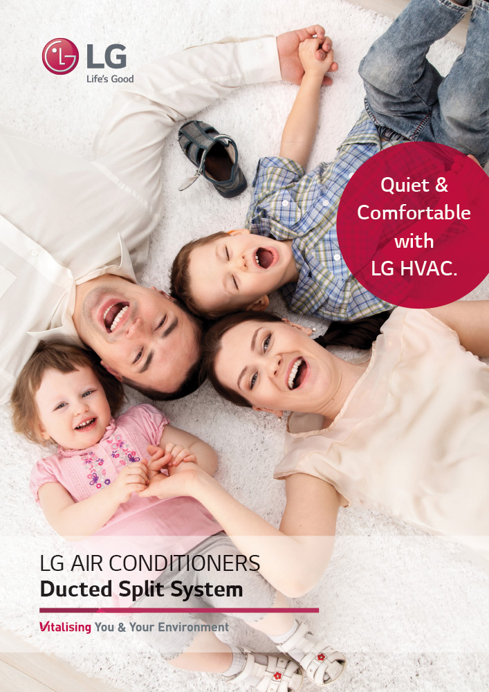 LG Ducted Split Systems Brochure