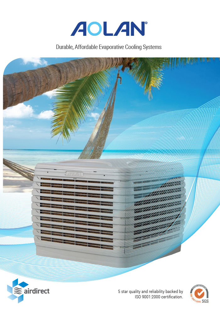 AOLAN Evaporative Cooling